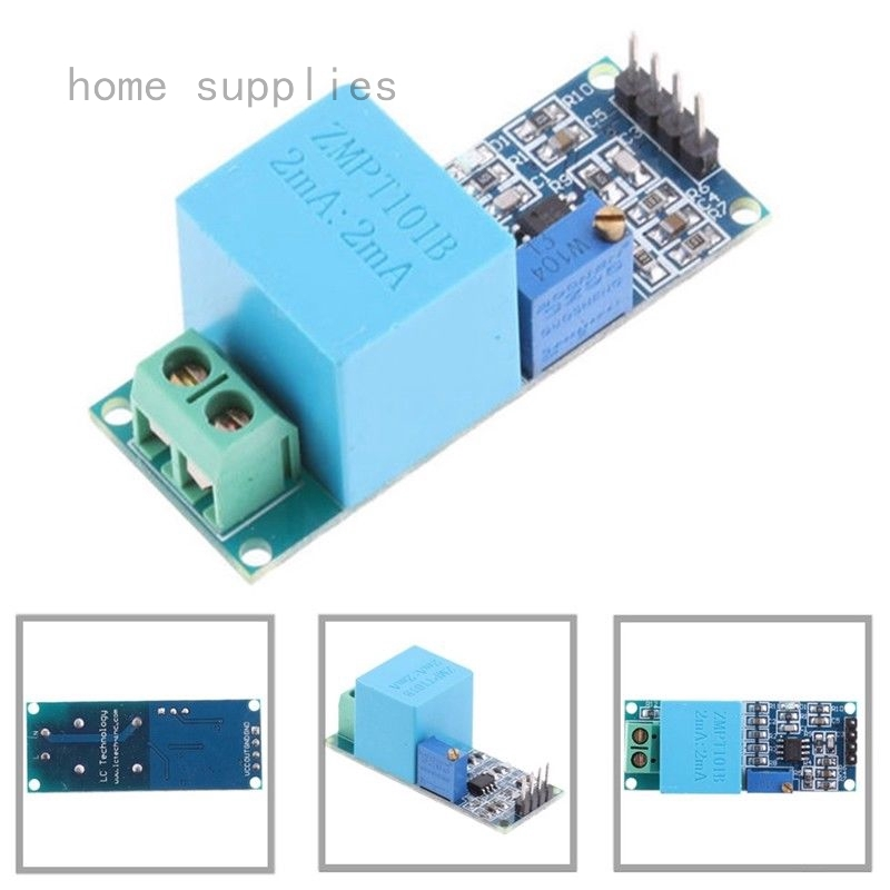 Newly Single Phase Voltage Transformer Module AC Output Sensor for Arduino  UK