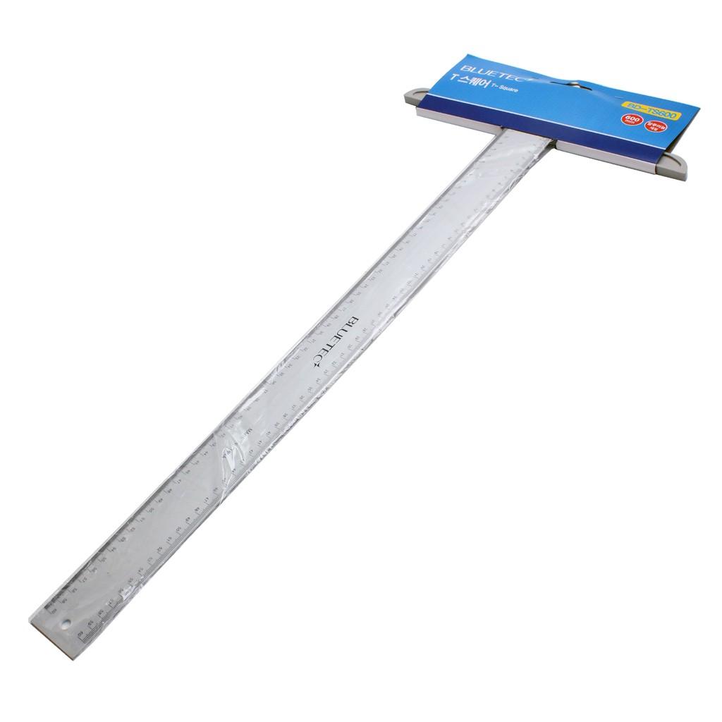 T Square Metric Ruler Aluminum 600mm BD-TS600