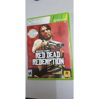 Red Dead Redemption Platinum Hits Xbox One / Xbox 360