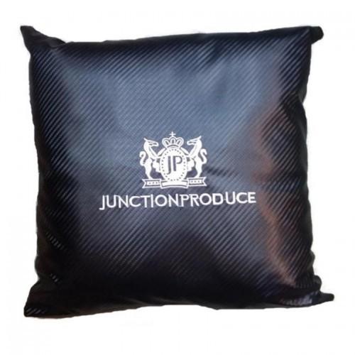 Junction Produce Carbon Micro-fibre Car Pillow