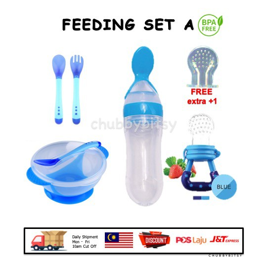 Tommy Tippee Closer To Nature Complete Feeding Set Bpa Free Good For Antipyretic And Throat Soother Feeding Sets