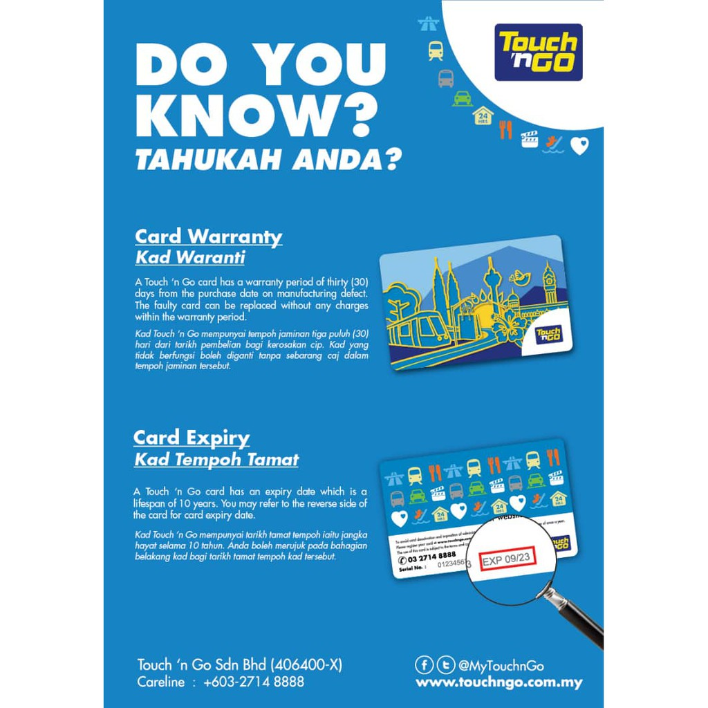 Card Touch N Go Malaysia Shopee Malaysia