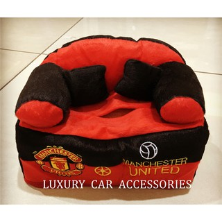 Rdy Stok Home Office Car Manchester United Mu Tissue Paper Box Case