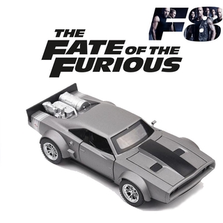 Dodge Ice Charger >> Fast And Furious 8 Dodge Ice Charger Toy Car Metal Alloy Car Toy Vehicles Car