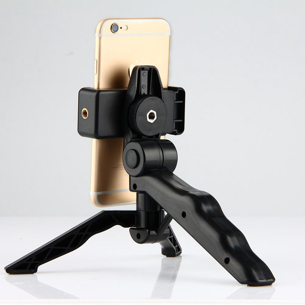 Color : Black Tripod Nobrand Bluetooth Remote Mini Flexible Sponge Octopus Tripod for Sport Action Video Camera Portable Mobile Phone Stand for iPhone x iOS