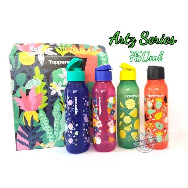 💥Limited Sets💥Tupperware Artz Series Eco Bottle Gift Set