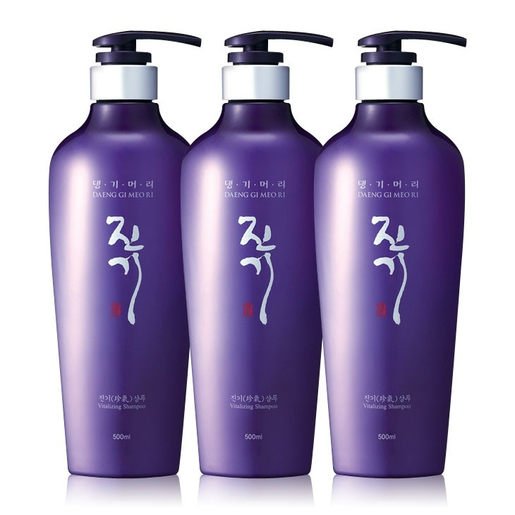 ♥ Ki-Gold ♥ Shampoo 500ml / Treatment 500ml Ginseng Energizing Hair scalp care | Shopee Malaysia