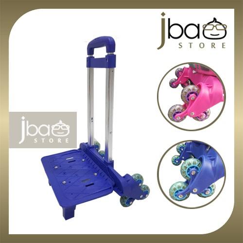 6 Wheels Trolley for Univer / Zebra School Bag