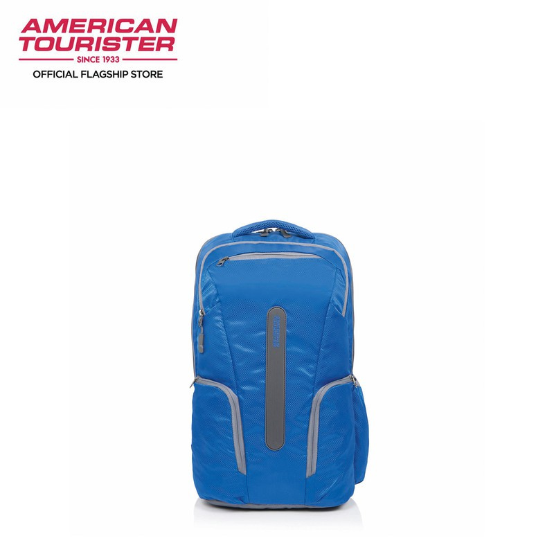 American Tourister-SCOUT-BACKPACK 3 SPORTY BLUE