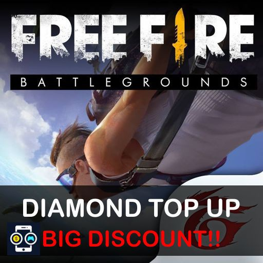 Free Fire Diamond (Direct Top Up)-S Package