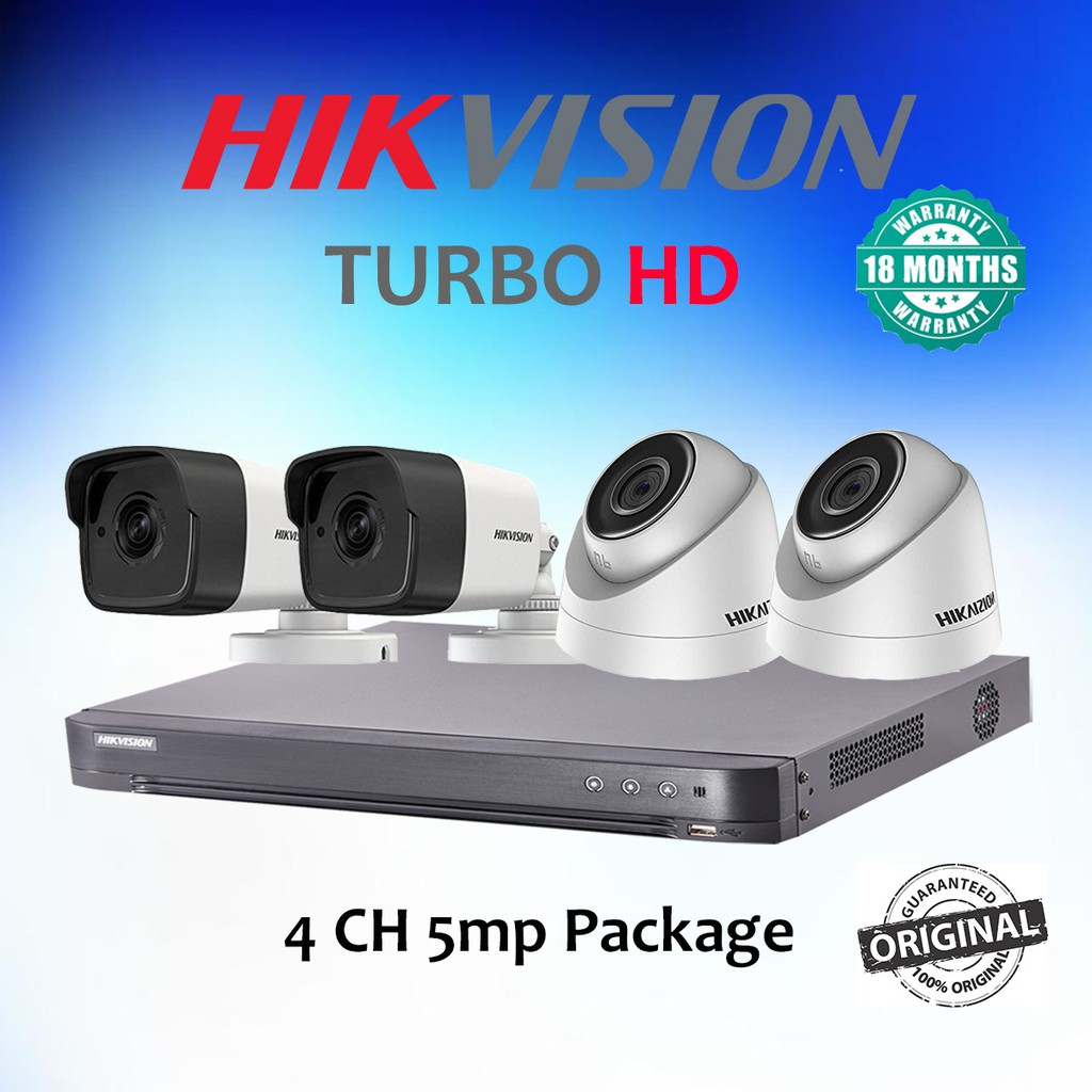 HD-TVI 8 ch channel DVR 1080p Hikvision OEM HDTVI Hybrid TVI//Analog//IP With 2TB