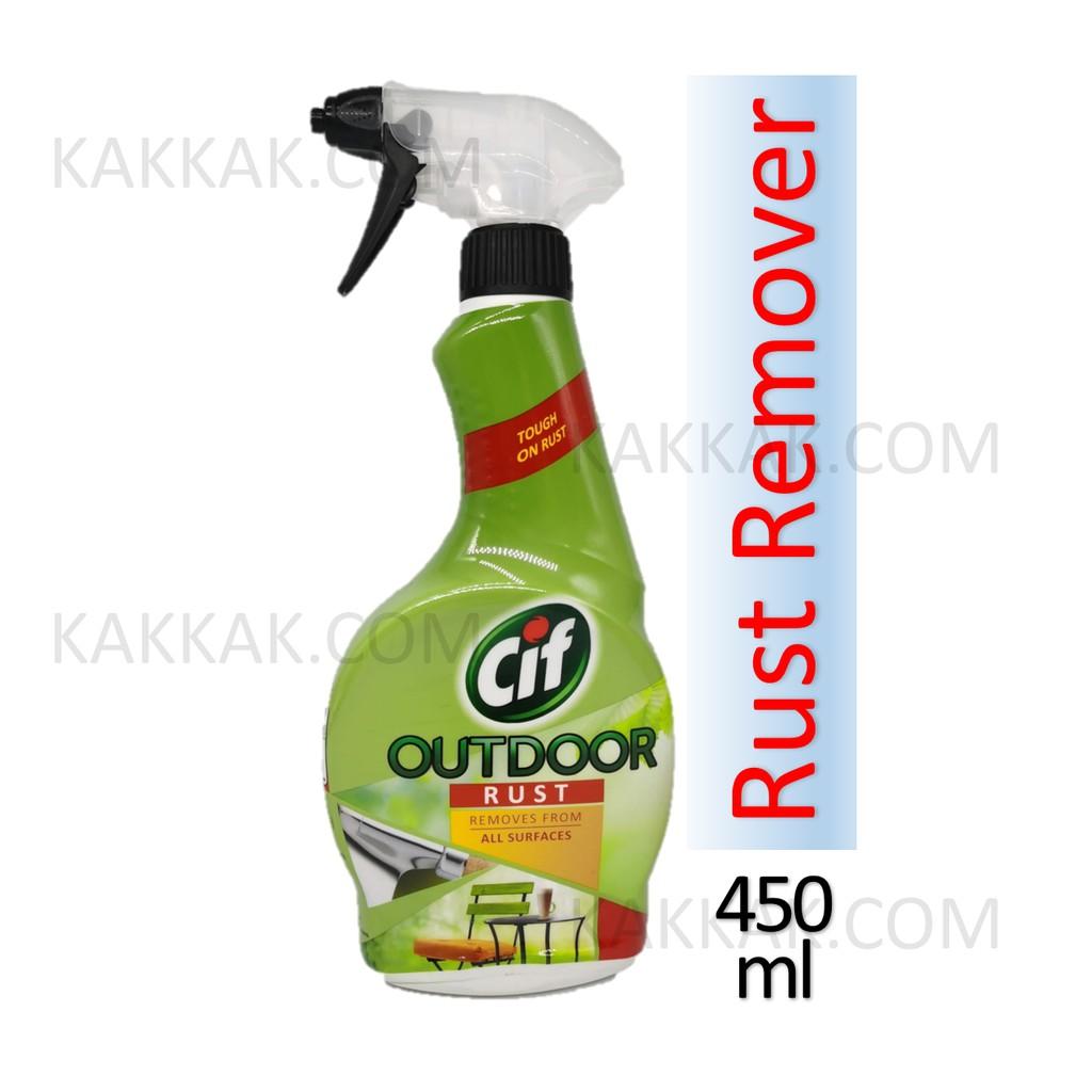 Cif Spray Rust Killer Cleaner Liquid 450ml