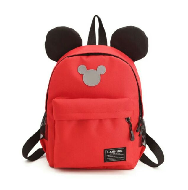 Mickey Cute Girls Back Bag Shopping Bag Small School Bag
