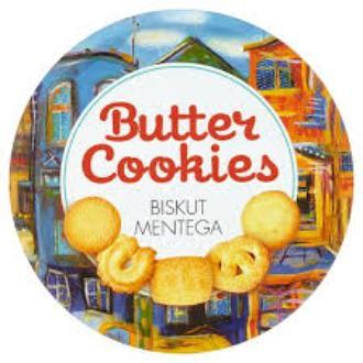 Tesco Butter Cookies 454g