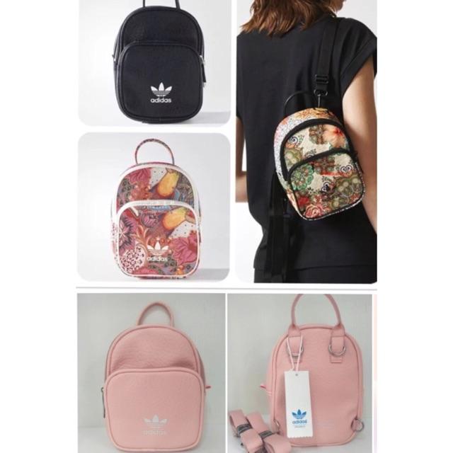 AUTHENTIC ADIDAS CLASSIC MINI BACKPACK (BK6951)   Shopee Malaysia ff79237f9b
