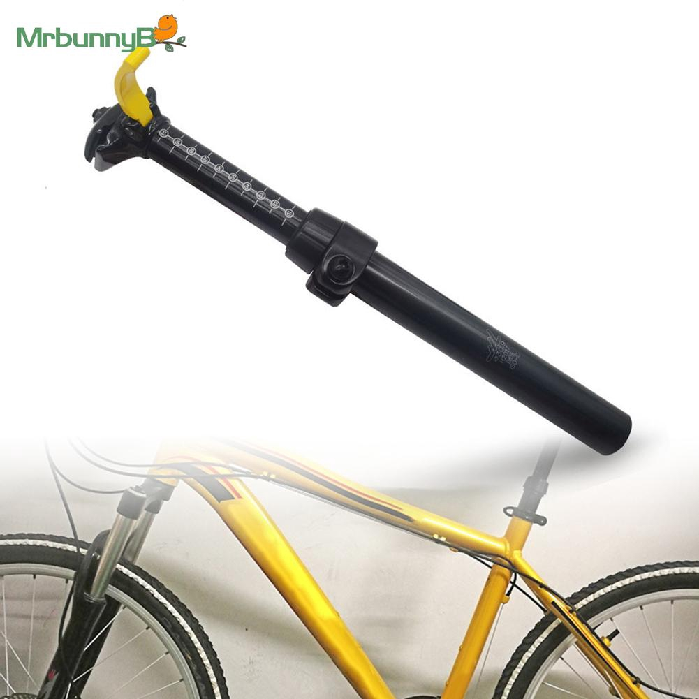 Lift Seatpost Seat tube Safe Black Stable Mountain Bike Shock Absorber Seatpost