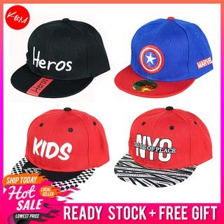 d85910312a59 High Quality Baby Cap Superhero Children Hat Baseball Cap Spiderman ...