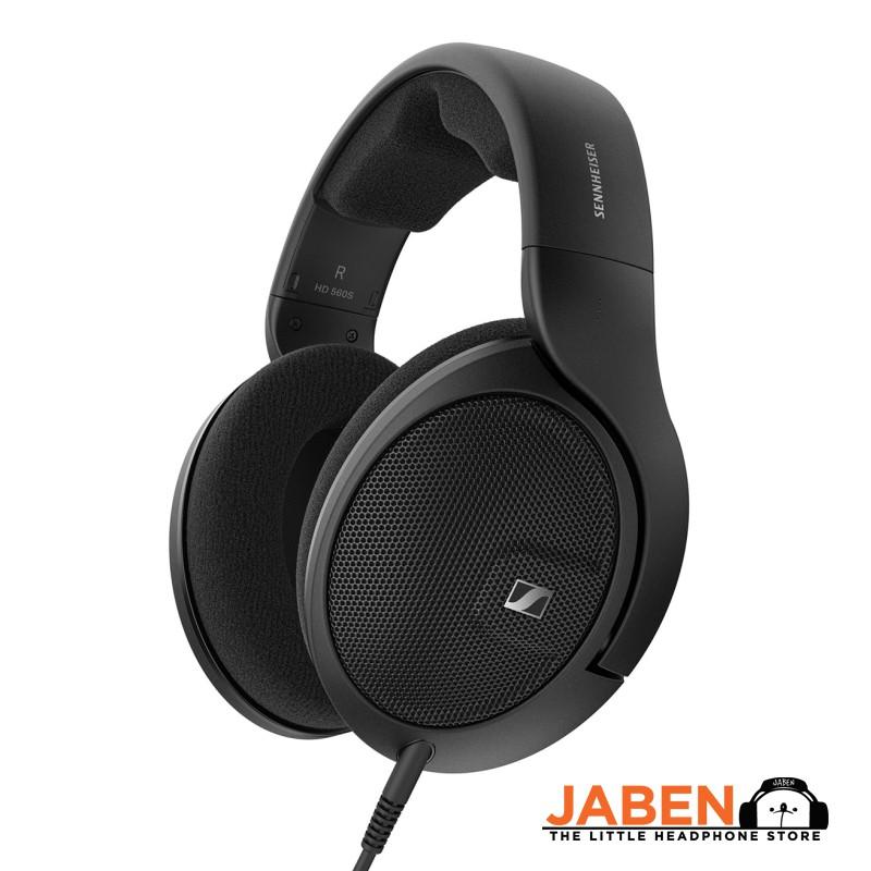 Sennheiser HD 560S Audiophile HiFi 120 Ohm Open Back Over Ear Headphones [Jaben] HD560S