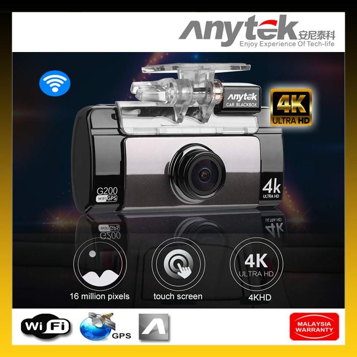 Anytek G200 4K UHD 2 7