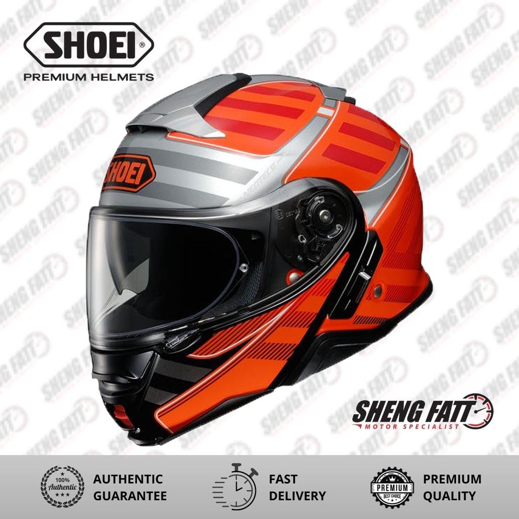 SHOEI NEOTEC 2 SPLICER TC 8 Flip Face Helmet