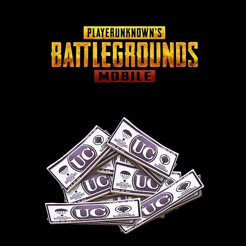 Players Unknown Battlegound PUBG Universal UC Amounts available