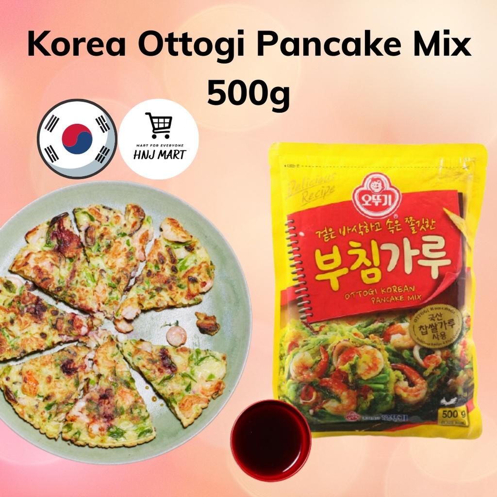 Korea Ottogi Pancake Mix 500g Pancake Powder 韩国不倒翁 薄饼粉 Pancake粉 泡菜煎饼用面粉