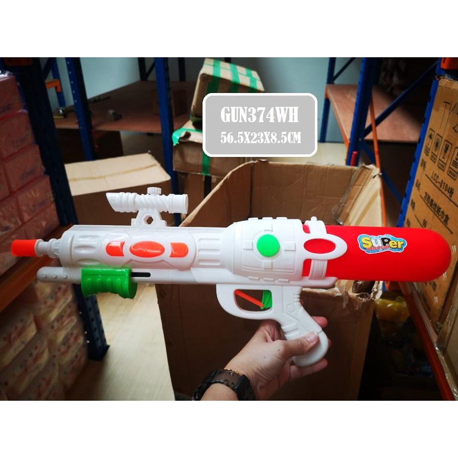 [ READY STOCK ]  Water Sprinklers Summer Wrist Water Gun Plastic Water Party Toy Kid Jualan Murah Budak Mainan Sand Beach