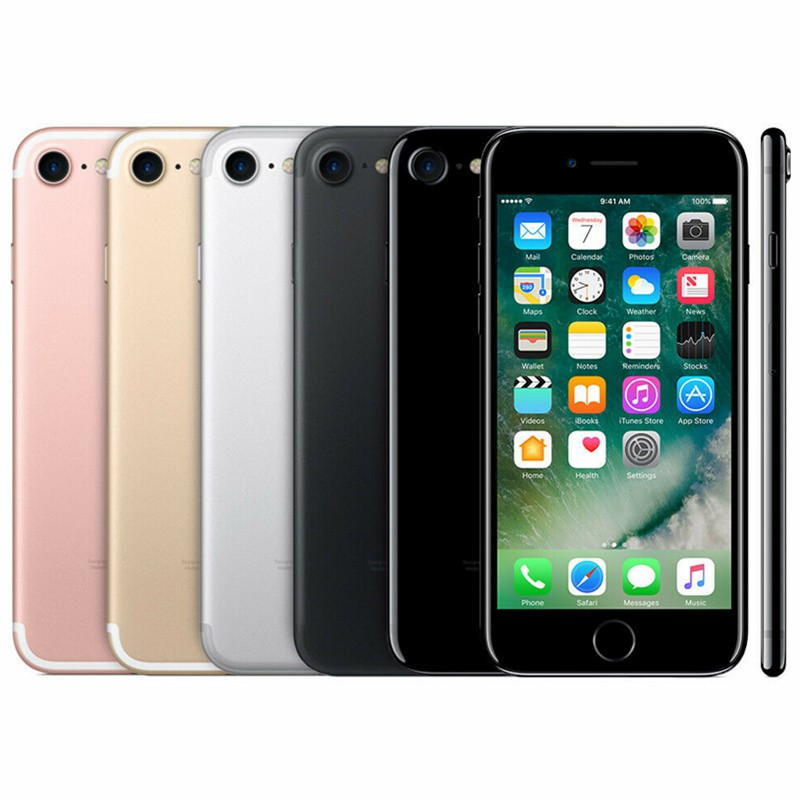 IPhone 7 32gb Original Conditions Second Hand Phone 95% New