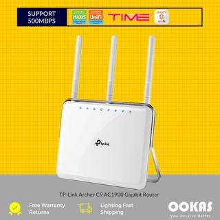 TP-LINK AC1900 Wireless Dual Band UNIFI Turbo Gigabit WiFi