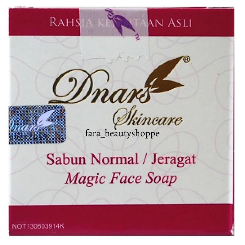 DNARS SABUN NORMAL/JERAGAT 100% ORIGINAL HQ+FREEGIFT