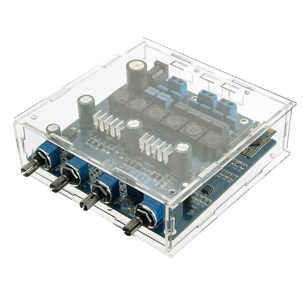 Tpa3116 21 50wx2 100w Bluetooth Class D Power Amplifier Completed 170w Schematic Diagram Board Db Shopee Malaysia