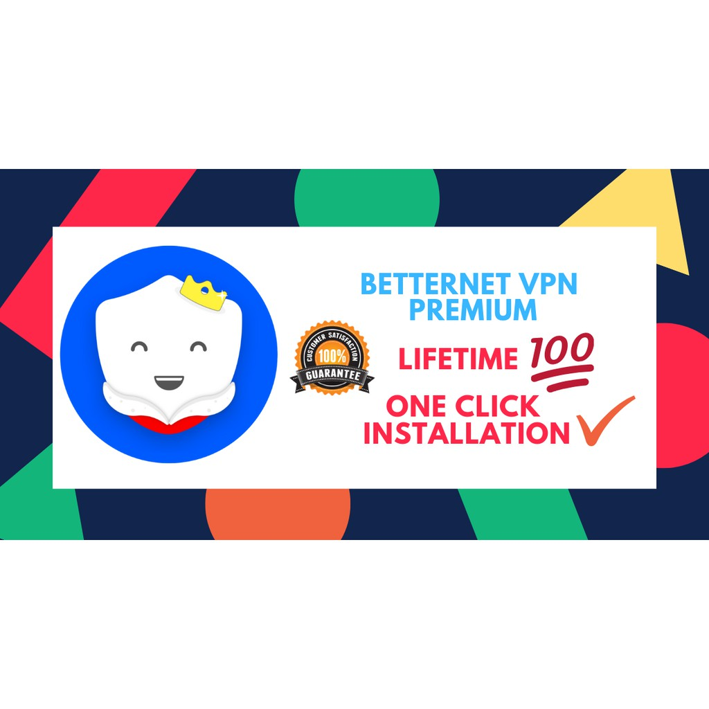 🔥HOT🔥 BETTERNET VPN PREMIUM Windows and Android