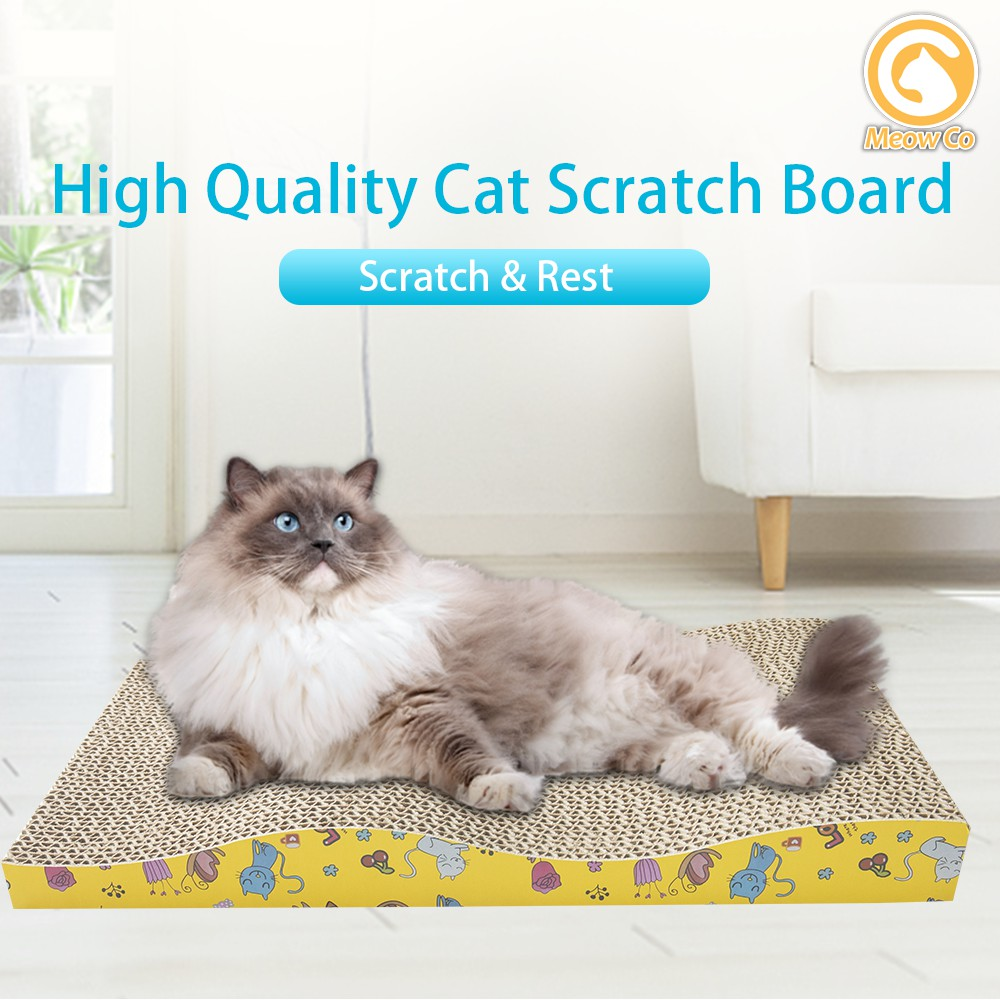 Cat Claw Scratch Board / Tikar Penggaruk Kucing