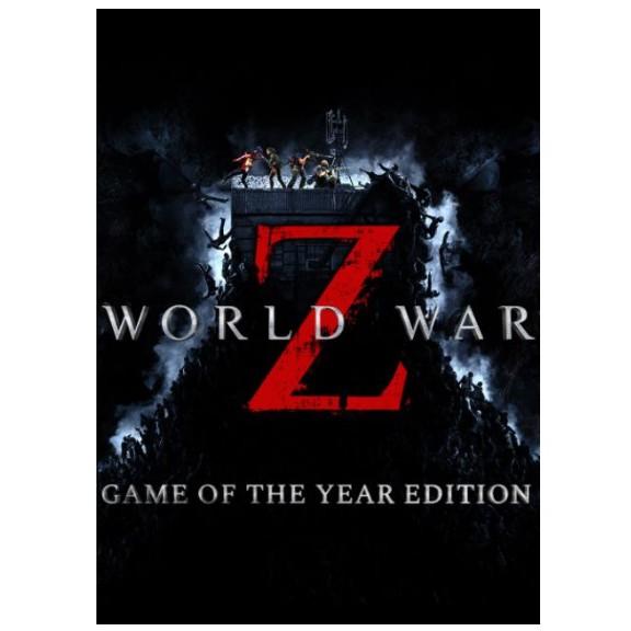 WORLD WAR Z: GOTY EDITION [PC DIGITAL DOWNLOAD]