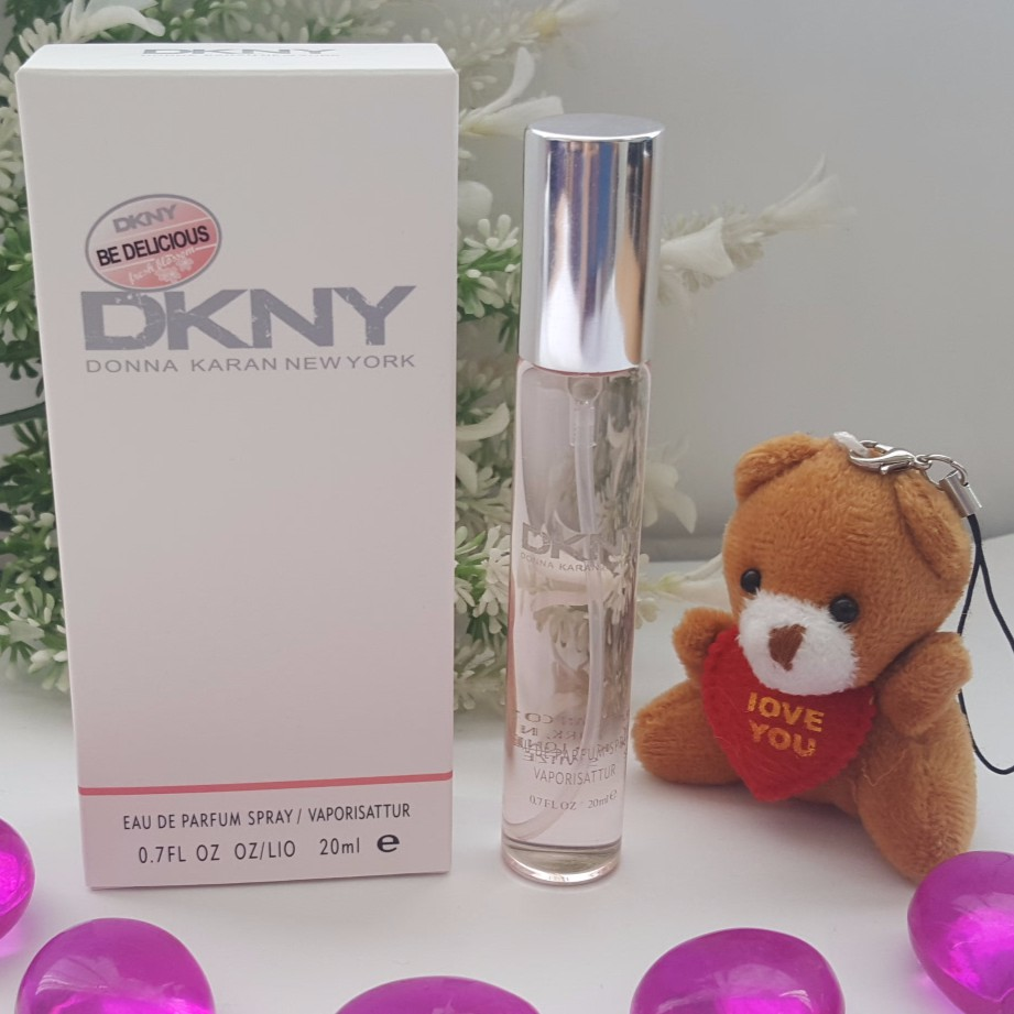 Dkny Be Delicious Donna Karan New York 20ml For Women Pink