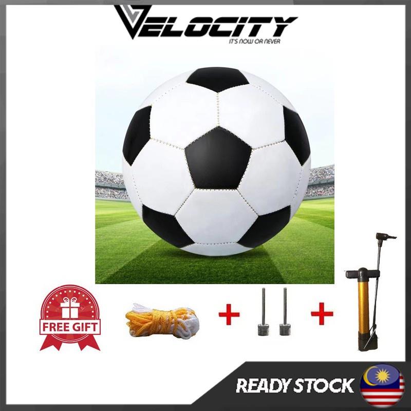 VELOCITY New Football Professional Footbal size 5 PU Leather Football