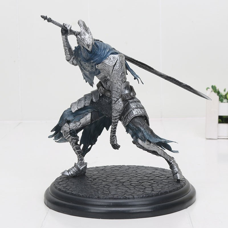 DARK Souls Black Knight Collector Edition Figure Model Statue Artorias Toy GAME