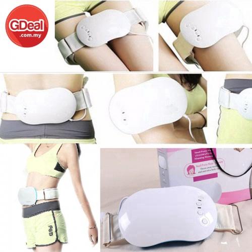 GDeal Massage Fat Burning Abdominal Shake Machine Body Slimming Weight Loss Tool