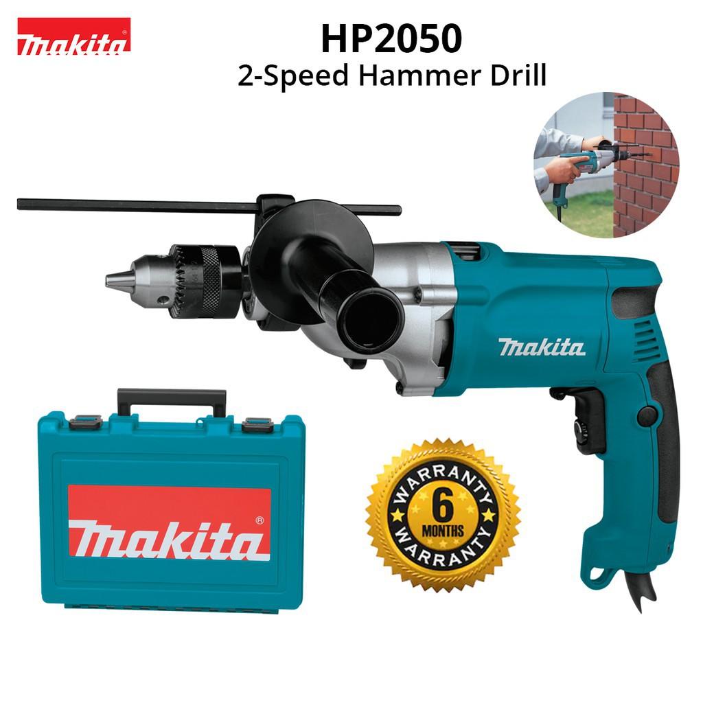 MAKITA HP2050 20MM (3/4'') 2 Speed Hammer Drill 720W