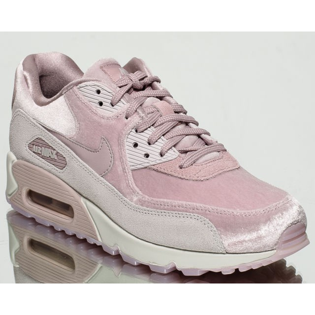 Nike AIR MAX 90 LX W Pink Shoes Low top trainers Women