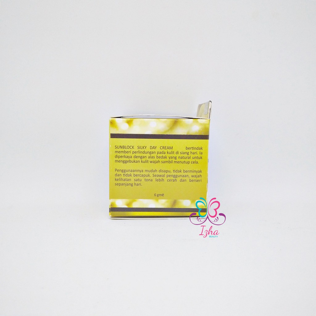 [V'ASIA] Sunblock Silky Day Cream - 6g