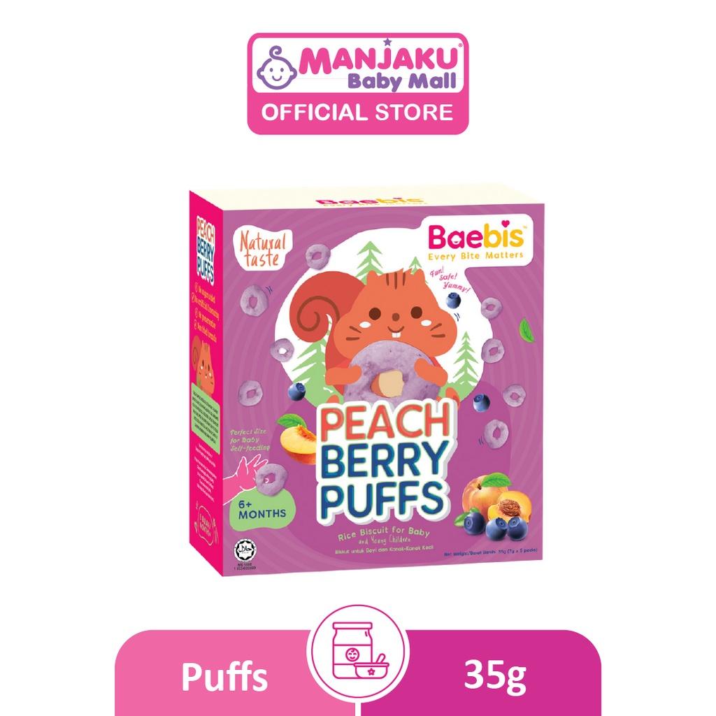 Baebis Berry Puffs 35g