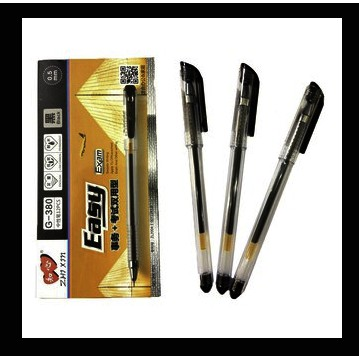 ZHIXIN Easy Exam Gel Ink Pen 0.5mm G-380