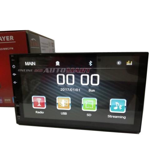 ZEN 4 6914 Universal 7 inch USB/Bluetooh/MP5 Touch Screen Player