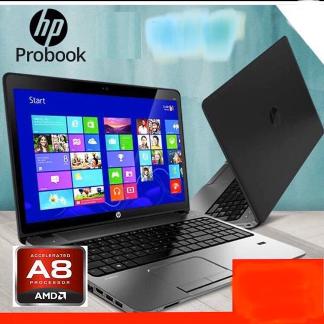 Hp Probook 645 G1 Amd A8 5550m 4gb 128gb Ssd Radeon Hd 8550g Gaming Laptop Shopee Malaysia