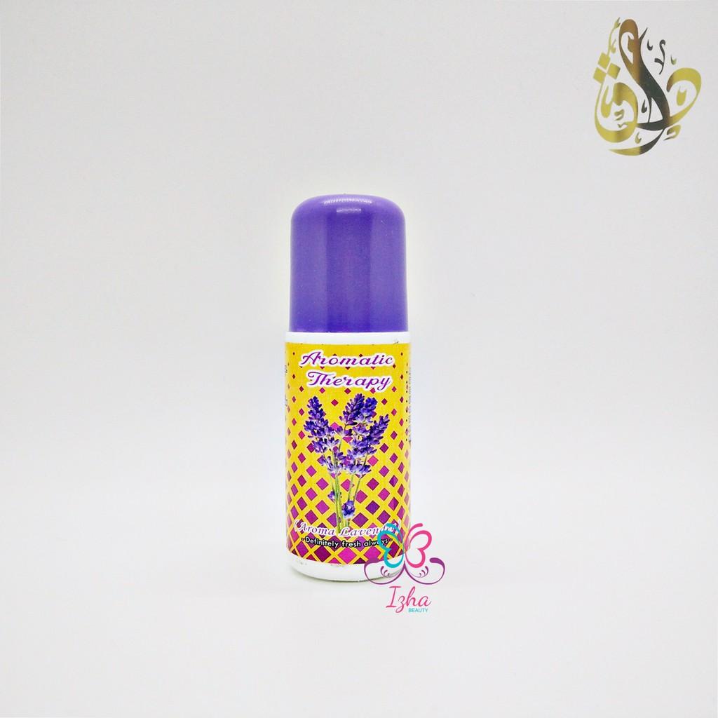 [D\'EMBUN PAGI] Aromatic Therapy - Aura Terapi (Lavender) - 80ml