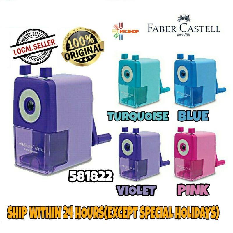 Faber-Castell Table Sharpener 581822 price per unit