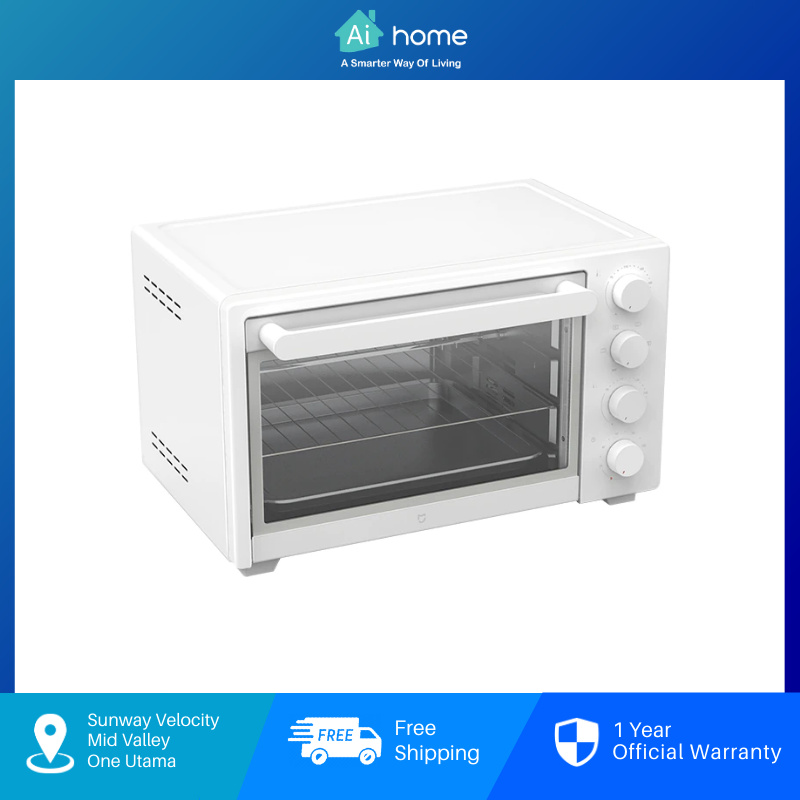 Mijia Electric Oven | 32L | 1600W | Independent Temperature Control | Rotating Fork [ Aihome ]