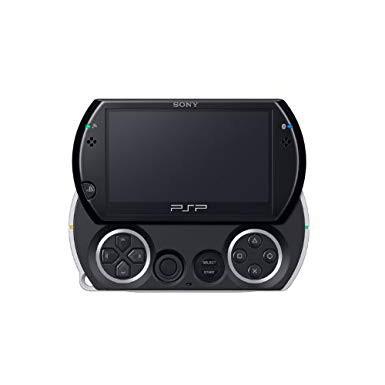SONY PSP Go Modded 16G Full of Games!! [READY STOCK]