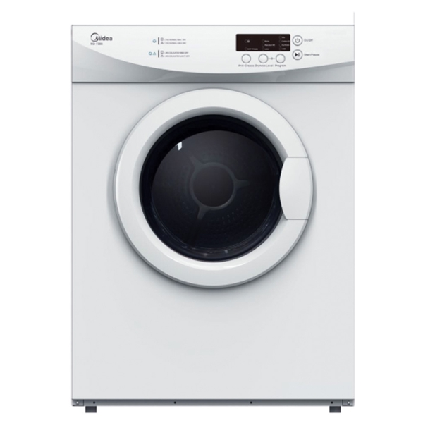 Midea MD-7388 7kg Vented Dryer White MD7388